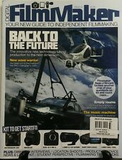 Digital Film Maker Issue 33 Back to the Future Nikon Sony FREE SHIPPING sb