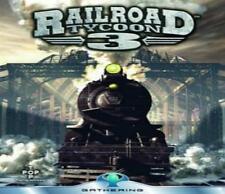 Railroad Tycoon 3 Deutsch Gebraucht Neuwertig