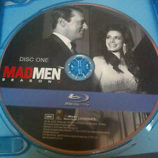 MadMen Season 6 Disc 1 Replacement Disc Blu-Ray ONLY