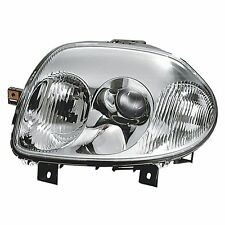 Headlight, fits Renault Clio (DeTwin) Right '99- '01 | HELLA 1LL 007 510-081