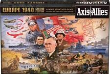 Axis & Allies Europe 1940 Second Edition: A WWII Strategy Game - English, New