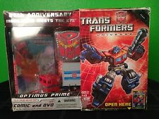 Hasbro Transformers Universe: 25th Anniversary Optimus Prime Robots Action Figur
