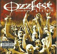 OZZFEST-Second Stage-Live      mit Sepultura,Slayer,Ozzy,Disturbed,Soulfly u.a.