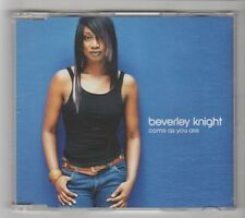 (HB52) Beverley Knight, Come As You Are - 2004 DJ CD