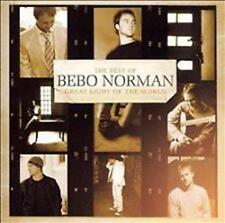 CD Bebo Norman GREAT LIGHT OF THE WORLD The Best of Praise & Worship NEU OVP