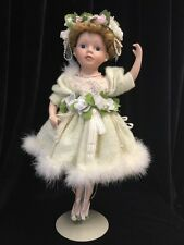 VTG Cathay Collection Ballet Dancing Porcelain Doll, Excellent Condition