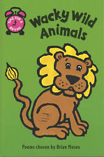 Wacky Wild Animals (Time for a Rhyme),GOOD Book