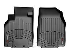 WeatherTech® FloorLiner for Mazda CX-9 - 2007-2015 - 1st Row - Black