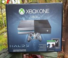 Microsoft Xbox One Halo 5: Guardians Limited Edition 1TB Console FAST FREE Ship!