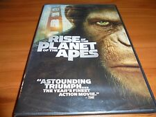 Rise of the Planet of the Apes (DVD, 2011) John Lithgow, James Franco NEW