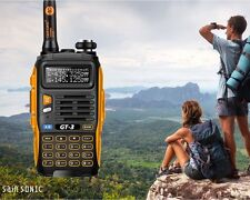 BAOFENG BF GT MARK II RICETRASMETTITORE Walkie-talkie, Dual-Band, multifrequenza, RX, CTCSS/DC...