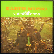 CD THE YOUNGBLOODS - earth music