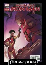 INVINCIBLE IRON MAN, VOL. 3 #1D - DIVIDED WE STAND VARIANT (WK45)