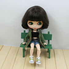 "12"" Neo Blythe Doll Joint Body Matte Face from Factory Nude Doll JSW92001"