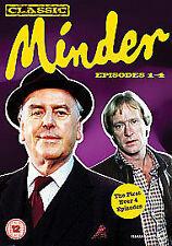 Minder - Episodes 1-4 (DVD, 2009)