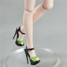 """Sherry Shoes for 16"""" Tonner Ellowyne Wilde Doll black green 1ES13"""