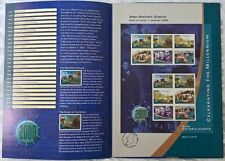 Ireland Stamps, Celebrating the Millennium, Irish Historic Events - 1/1/2000