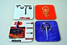 Toto Album Cover SOTTOBICCHIERE Set #1