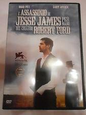L'ASSASSINIO DI JESSE JAMES PER MANO DEL CODARDO ROBERT FORD - FILM in DVD ORIG.