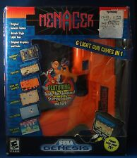 Sega Genesis Play TV Legends Menacer (TV game systems, 2005) New!