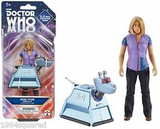 "Doctor Who Rose Tyler & K-9 5.5"" Figure Set Billie Piper 10th Dr HTF New MOC"