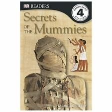 DK Readers L4: Secrets of the Mummies-ExLibrary