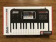 Akai Professional Synthstation 25 Keyboard - iPhone / iPod Touch / USB (PC/Mac)