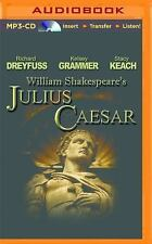 Julius Caesar (L. A. Theatre Works) by William Shakespeare (2016, MP3 CD,...
