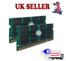 8GB (2 x 4GB) DDR2 667MHz PC2-5300 200-PIN MEMORIA SODIMM KIT DI RAM PER LAPTOP
