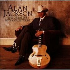 "ALAN JACKSON ""THE GREATEST HITS COLLECTION"" CD NEW+"