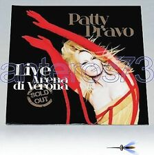 "PATTY PRAVO ""LIVE ARENA DI VERONA"" DOPPIO LP 2009 - NEW"