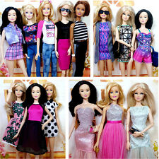New! Handmade Party / Daily / Sports Clothes Dress Outfits for Barbie Dolls