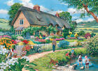 The House Of Puzzles - 500 PIECE JIGSAW PUZZLE - Lazy Days Unusual Pieces