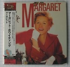 MARGARET WHITING - Margaret JAPAN SHM MINI LP CD NEU RAR! UCCU-9647