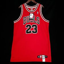 100% Authentic Michael Jordan Nike 98 99 Chicago Bulls Away Pro Cut Jersey