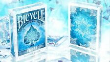 Bicycle Frost Playing Cards by Collectable Playing Cards Poker Spielkarten
