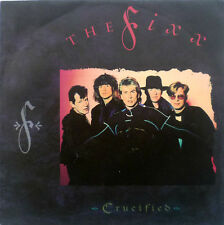 "7"" 1991 RARE IN MINT- ! FIXX (= RUPERT HINE ) Crucified"