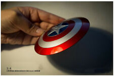 10cm/4inch The Avengers Captain America shield metal alloy model MINI Shield 1:6