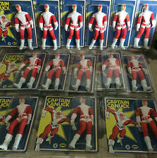 Captain Canuck Mego Style Action Figure Doll MOC Free Shipping!