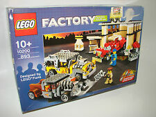 LEGO® Factory 10200 Costum Car Garage NEU OVP B-Ware  NEW MISB NRFB B-Ware