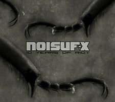 NOISUF-X 10 Years Of Riot - 2CD Digipak - Limited - VÖ / REL.DATE : 30.04.
