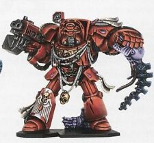 Space Hulk Brother Goriel-Blood Angels Terminator-Warhammer 40k-Marines