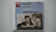 Prokofieff - Peter und der Wolf - Romy Schneider / Karajan - CD