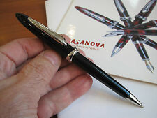 Jean-Pierre Lepine Casanova CA0PS black resin mechanical pencil 0.7mm MIB