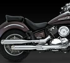 NEW VANCE AND HINES SLIP ON EXHAUST XVS1100 DRAGSTAR CUSTOM & CLASSIC (19563)