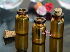 3PCS GLASS JAR 1/12 Dollhouse Miniature Sauce Flavouring VASE DG29B