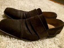 Yves Saint Laurent Suede Monkstrap Casual Shoes Men's 42 Us 9 - $1000+ Retail!!!