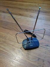 NEW RCA Indoor HDTV Antenna w/ built in coaxial cable ANT111 UHF VHF