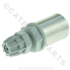 FW04 UNIVERSAL STEEL BODY FOOT FILTER WEIGHT INC NON RETURN VALVE FOR DISHWASHER