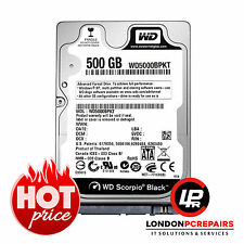 "500GB 2.5"" Laptop Hard Drive - HDD Sata II Laptop, Apple, PS3, PS4 and Xbox One"